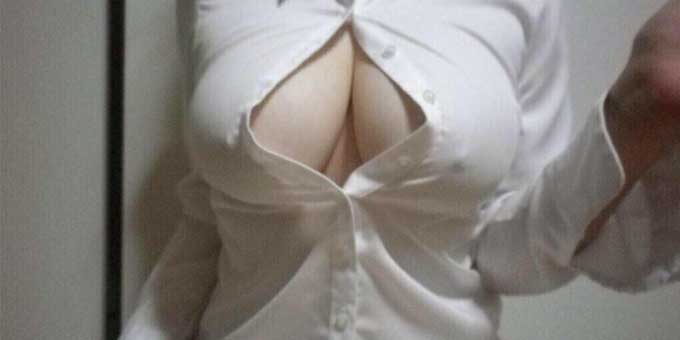 岐阜県高山市セフレ募集掲示板女性の白シャツおっぱい